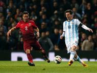 Argentina vs Portugal (Reuters)