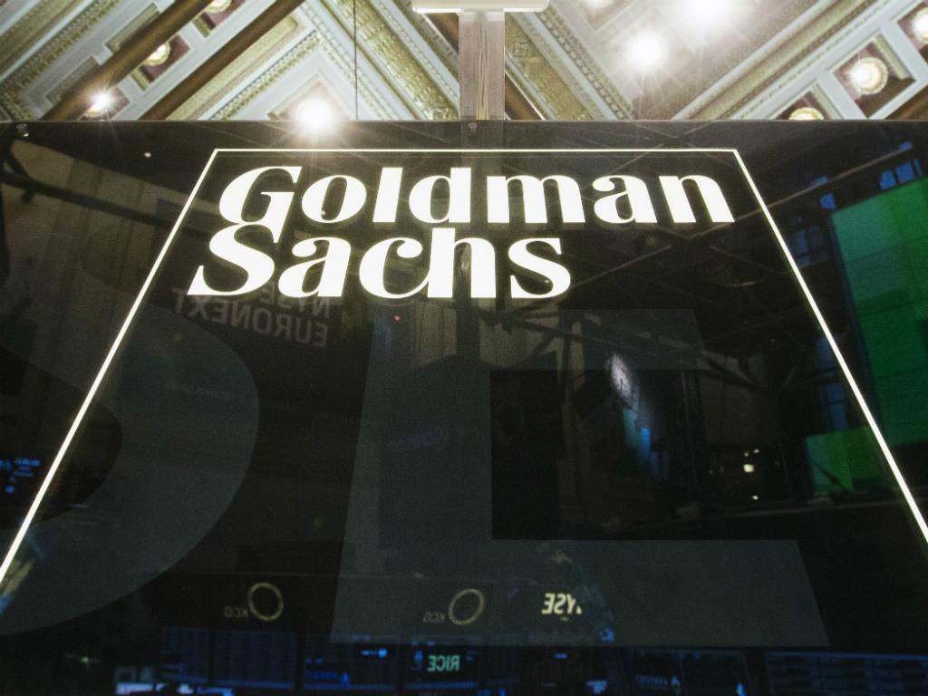 Goldman Sachs [Reuters]