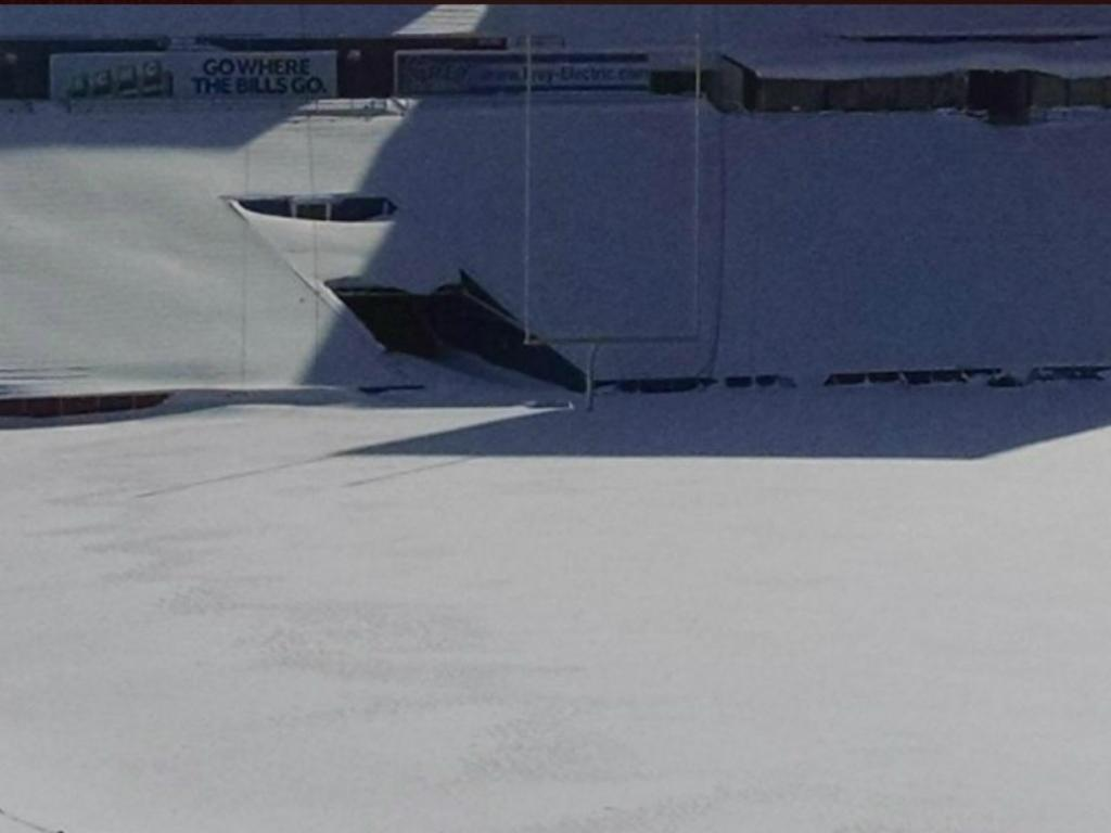 Ralph Wilson Stadium, Buffalo Bills