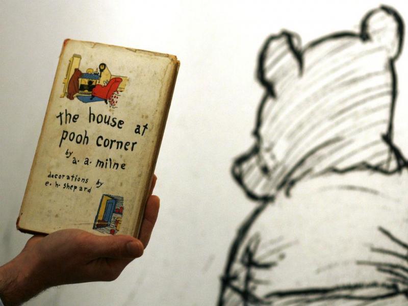 Winnie the Pooh (REUTERS)
