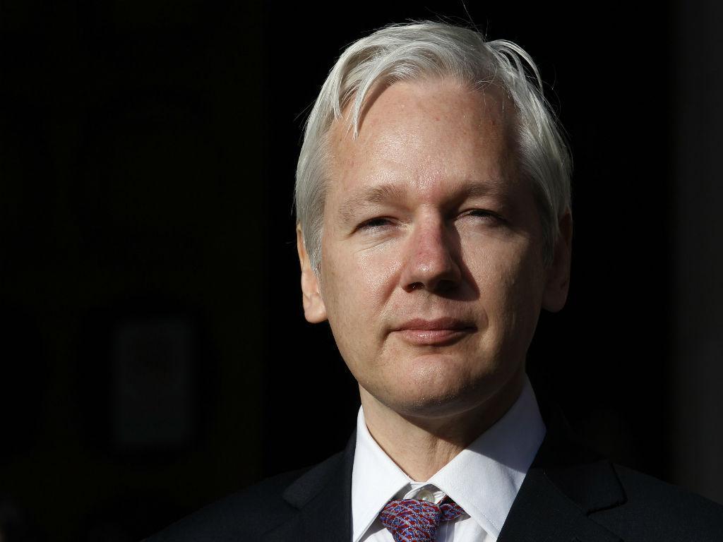 Julian Assange (REUTERS)