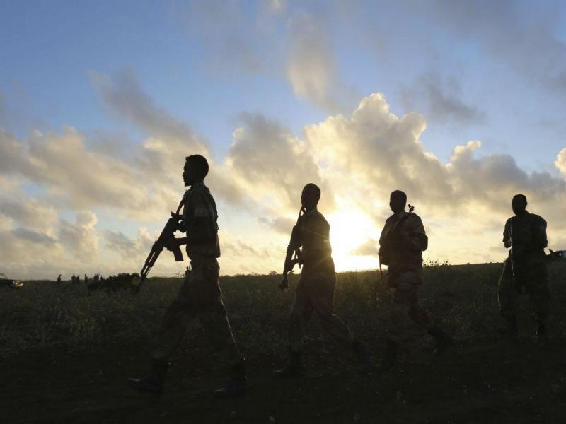 Soldados somalis (REUTERS)