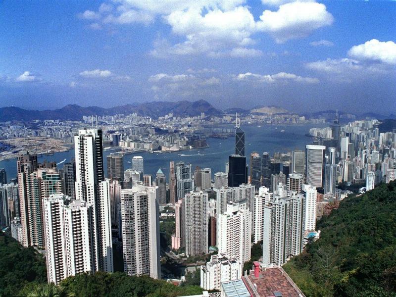 Vista geral de Hong Kong (REUTERS)