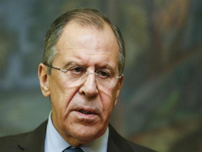 Sergei Lavrov (REUTERS)