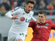 Hannover vs Bayer Leverkusen (EPA/Carmen Jaspersen)