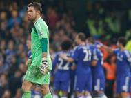Chelsea vs West Bromwich (REUTERS)