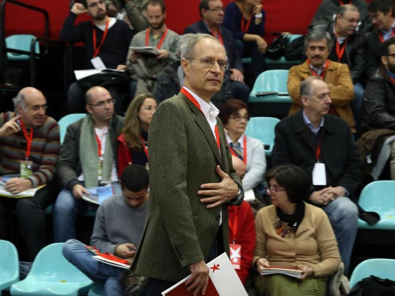 Francisco Louçã - IX Convenção do Bloco de Esquerda [Lusa]