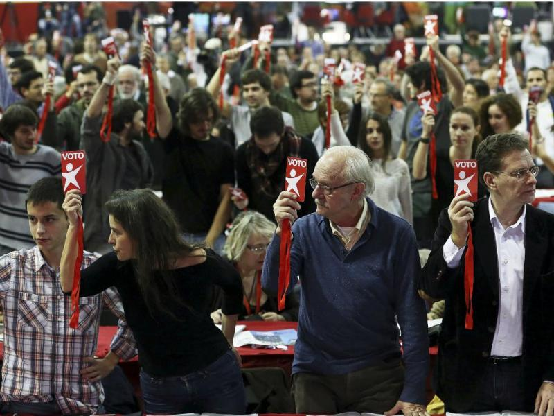 IX Convenção do Bloco de Esquerda [Lusa]