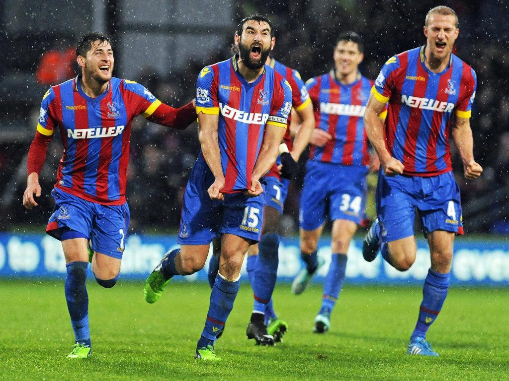 Crystal Palace-Liverpool