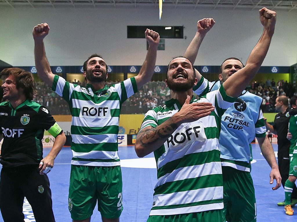 Inter Movistar vs Sporting (LUSA)
