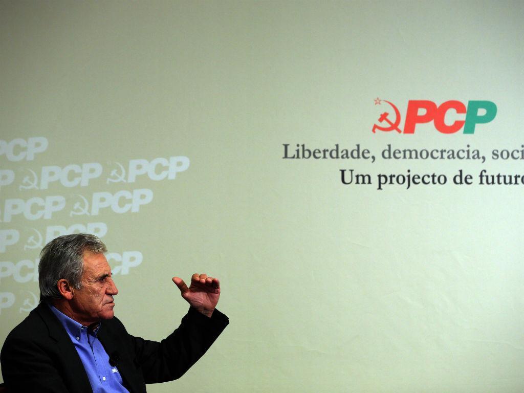 Jerónimo de Sousa (TIAGO PETINGA/LUSA)
