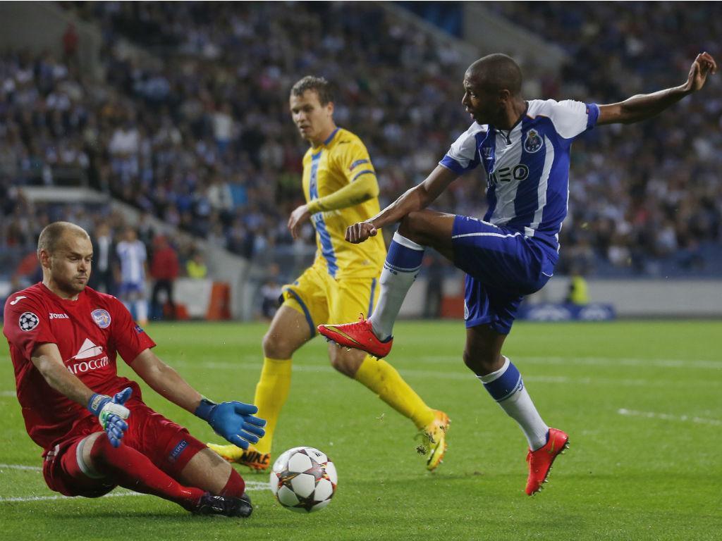 FC Porto-BATE (Reuters)
