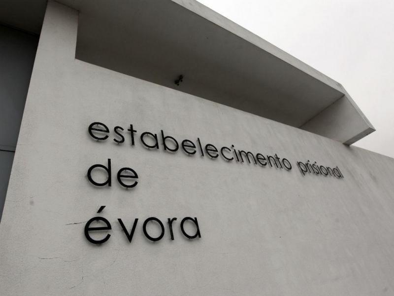 Sócrates está detido no estabelecimento Prisional de Évora ( NUNO VEIGA/LUSA)