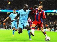 M. City-Bayern Munique