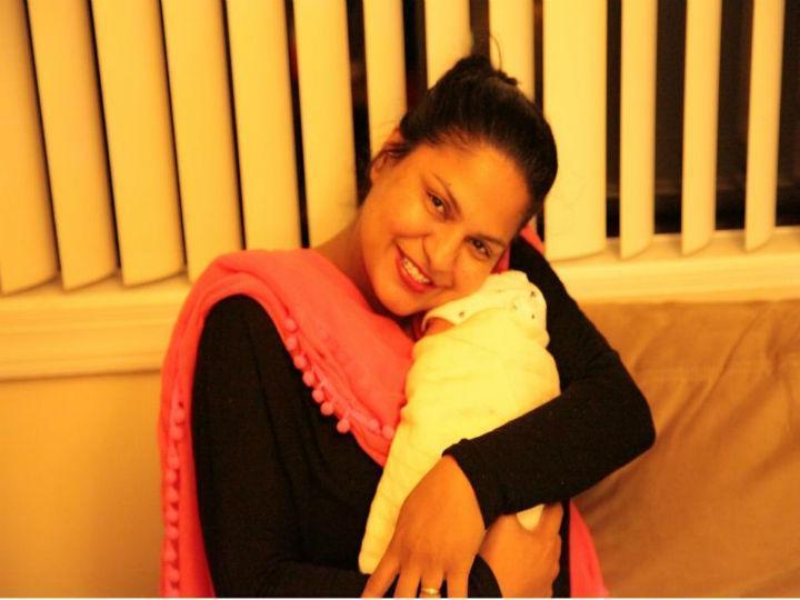 Atriz Veena Malik foi condenada a 26 anos de prisão (Twitter)