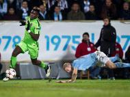Malmö-Juventus (EPA/Andreas Hillergren)