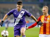 Anderlecht-Galatasaray (EPA/Julien Warnand)