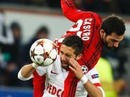 Bayer Leverkusen-Mónaco (Reuters/Ina Fassbender)