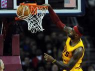 NBA: as melhores imagens da jornada (Ken Blaze-USA TODAY Sports)