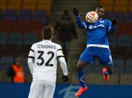 Liga Europa: Dinamo Minsk vs PAOK Thessaloniki (REUTERS)