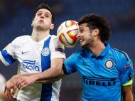 Liga Europa: Intervs Dnipro (REUTERS)