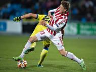 Liga Europa: AaB vs Steaua Bucareste (REUTERS)