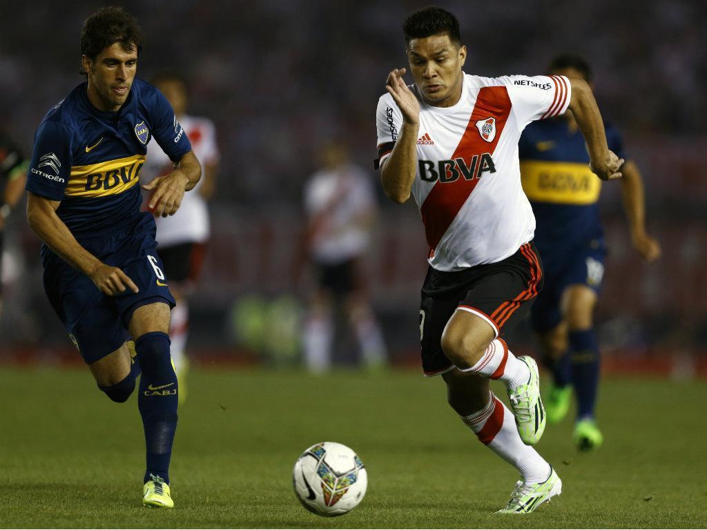 Sul-Americana: River Plate-Boca Juniors