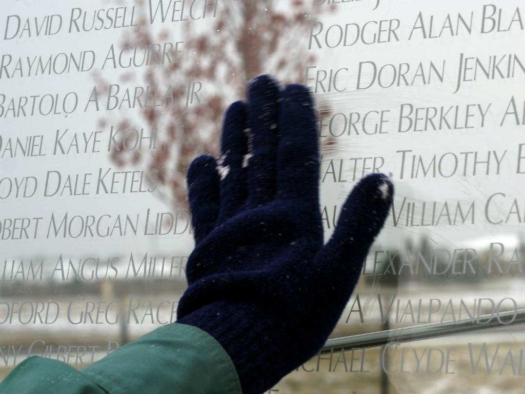 Memorial aos veteranos [Reuters]