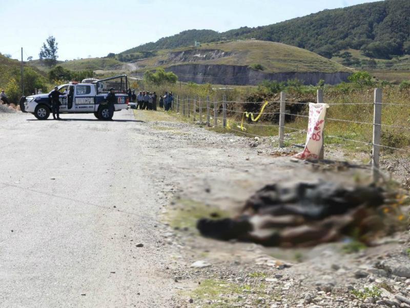 11 corpos encontrados no México (Reuters)
