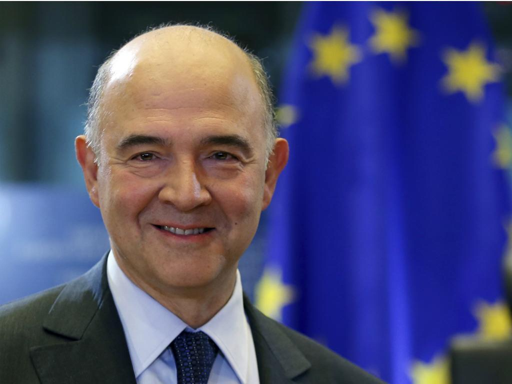 Pierre Moscovici [Reuters]