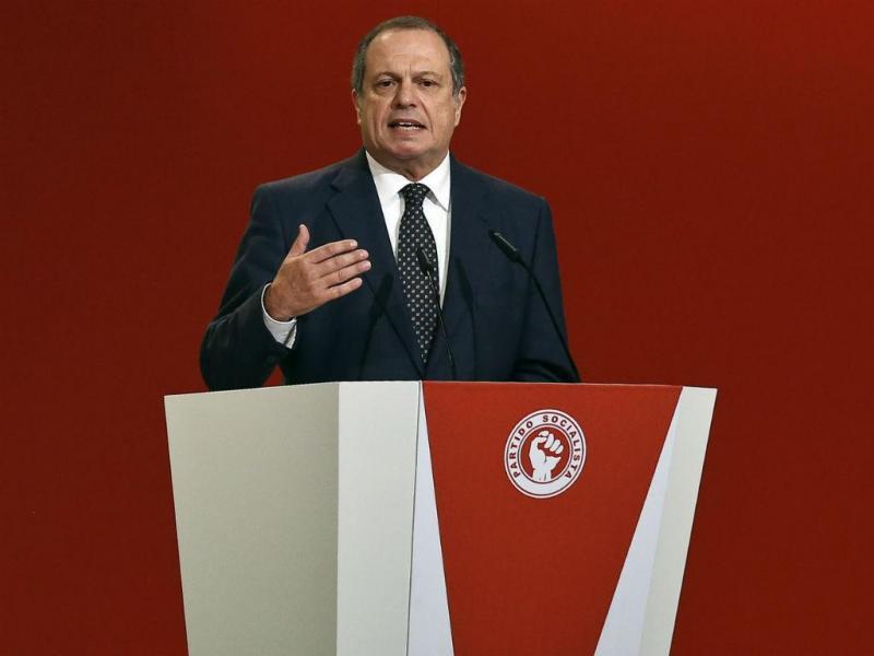 Carlos César no Congresso do PS (LUSA)