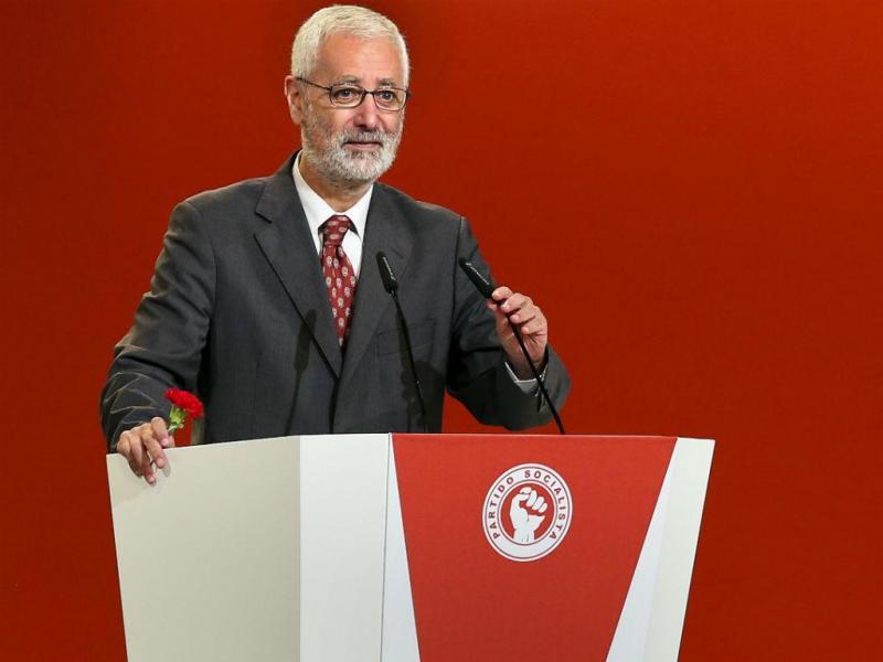 António de Sampaio da Nóvoa no Congresso do PS (Lusa)