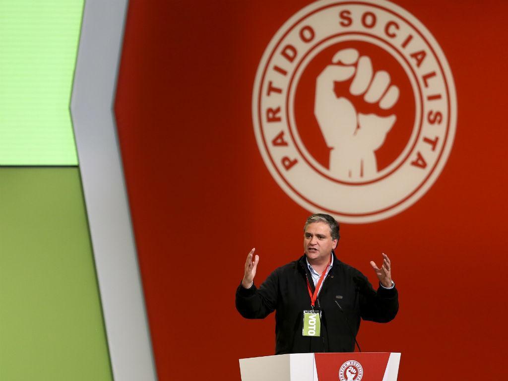 Vasco Cordeiro no Congresso do PS (LUSA)