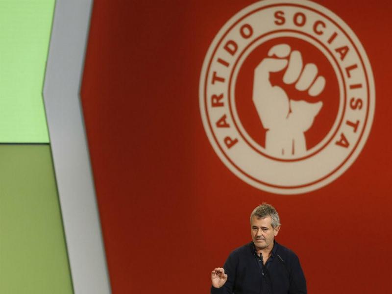 Álvaro Beleza no Congresso do PS (LUSA)