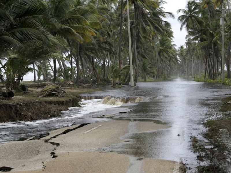 Inundações (REUTERS)