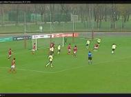 Christian, o Maldini mais novo marca na estreia