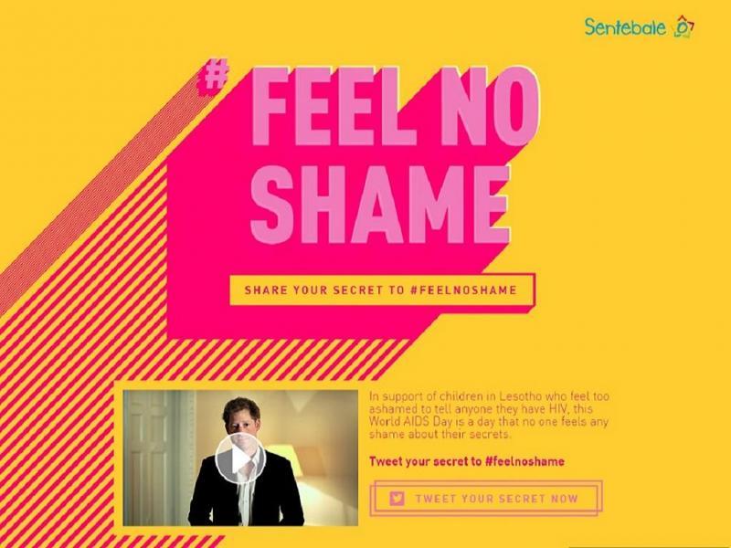 #FeelNoShame revela segredos para desmistificar o vírus da Sida