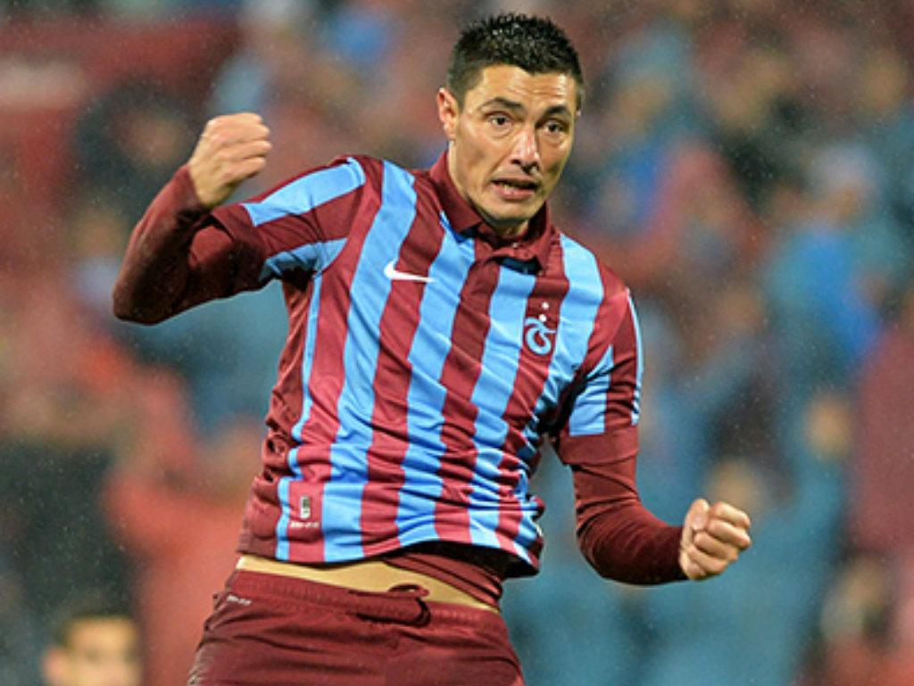 Oscar Cardozo [Foto: Trabzonspor]