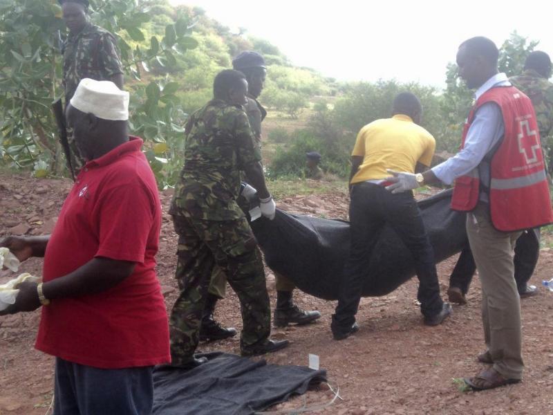 Ataque no Quénia (REUTERS)