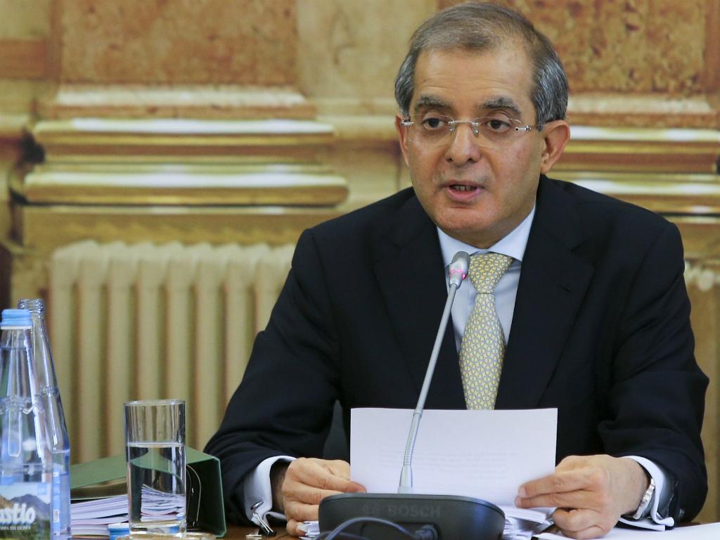 Sikander Sattar na Comissão Parlamentar de Inquérito BES/GES