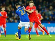Leicester-Liverpool (REUTERS/Darren Staples)