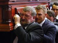 Funeral Phillip Hughes (REUTERS/ Cameron Spencer )