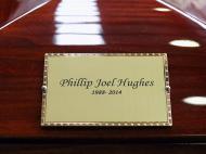 Funeral Phillip Hughes (REUTERS/ Cameron Spencer)