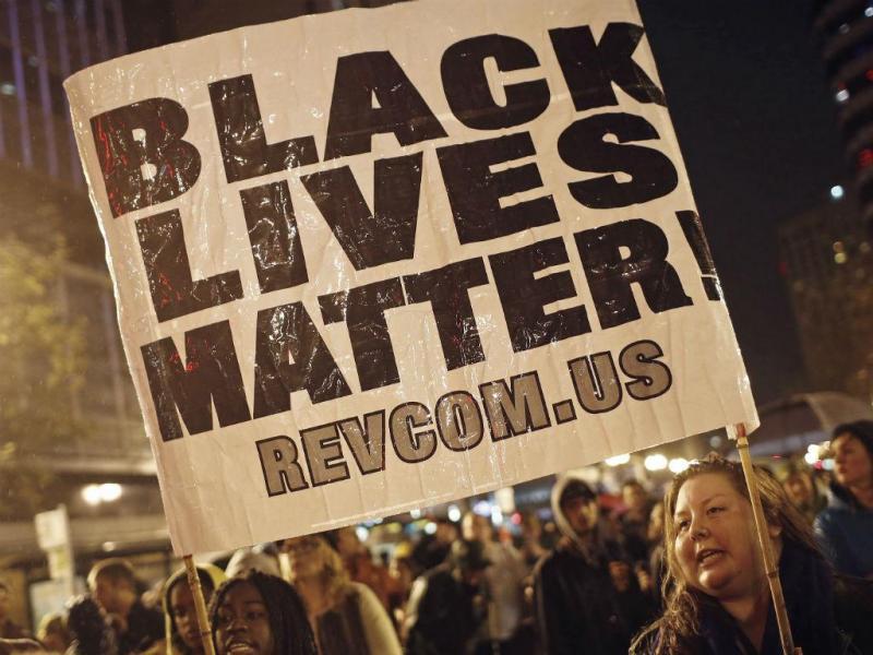 Manifestação em Nova Iorque (REUTERS)