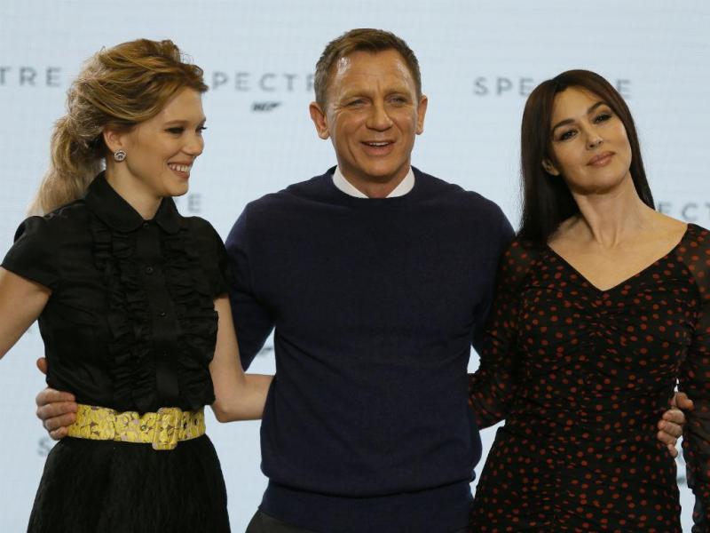 «Spectre», apresentação do próximo filme de 007 - James Bond