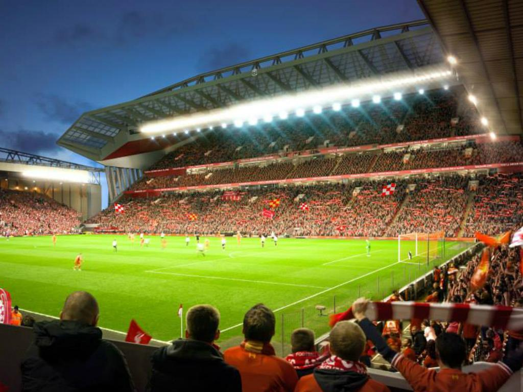 Anfield (foto: Facebook Liverpool)