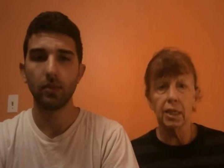 Família de Luke Somers apela à libertação do fotojornalista (YouTube)
