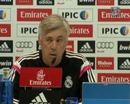 Ancelotti lembra que o Celta ganhou no Camp Nou
