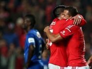 Benfica-Belenenses (EPA/ Manuel de Almeida)