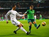 Real Madrid-Celta de Vigo (REUTERS/ Andrea Comas)